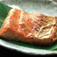 鮭のふるさと村上ならではの伝統の一品「鮭の焼漬」