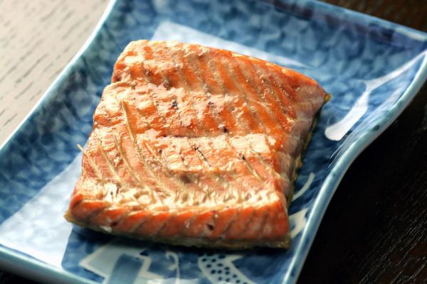 秋鮭(生鮭)切り身